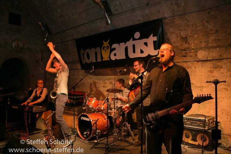 SPH Bandcontest 2015 – 110. Vorrunde (22.05.2015, Bärenzwinger, Dresden)